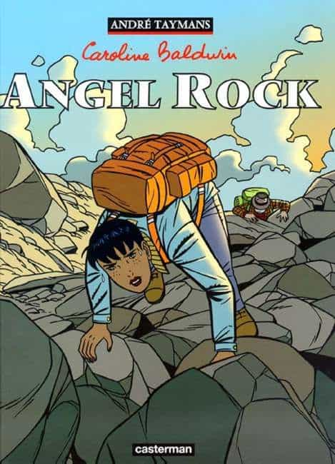ANGEL ROCK / LA TRAQUE