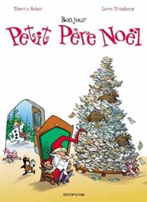 « Catastrophe au pays du Père Noël ! »