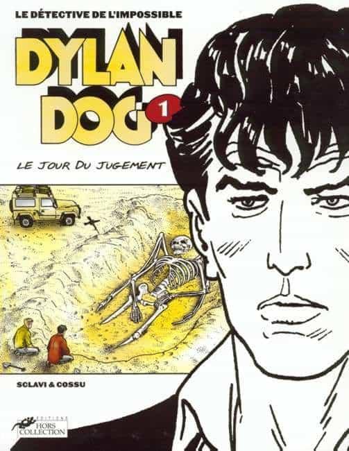 DYLAN DOG EST DE RETOUR