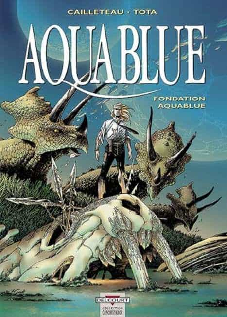 « FONDATION AQUABLUE»,
