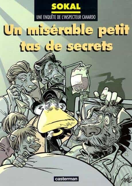 « Un misérable petit tas de secret » : Canardo dans le temps !