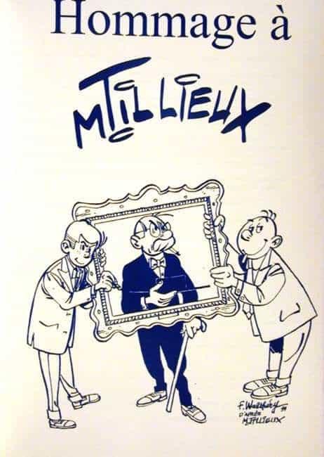Maurice Tillieux : un génie à l'honneur