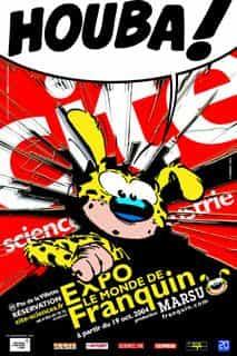 Expo Franquin à la Villette