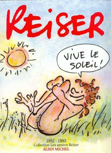L'album de Reiser pour l'été : Vive le soleil