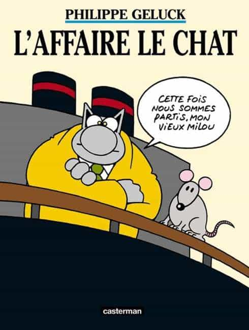 L'affaire Le Chat – Philippe Geluck