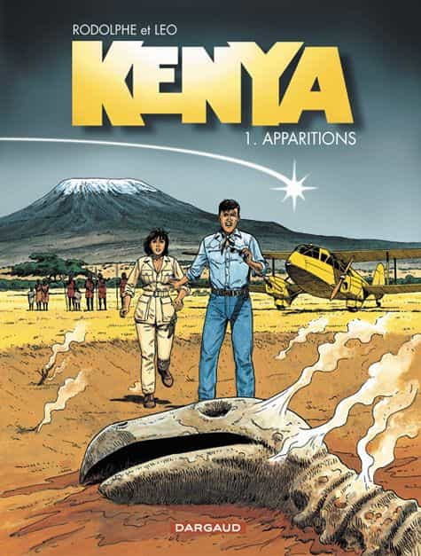 Kénya 1 : Apparitions, de Rodolphe et Léo