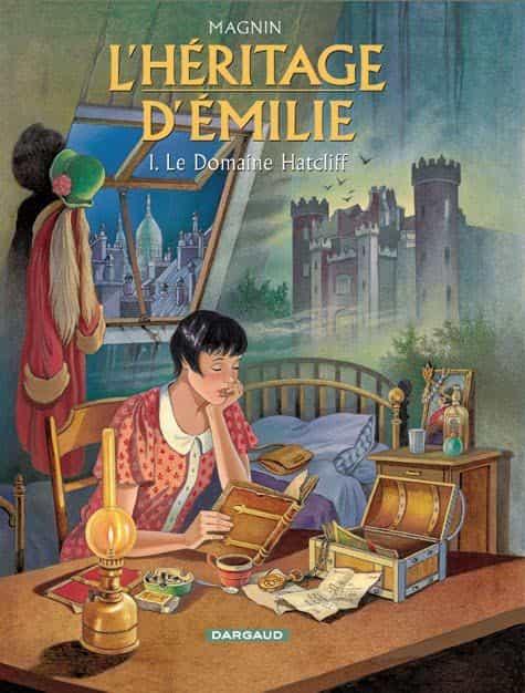 Le domaine Hatcliff – L'héritage d'Emilie T1 par  Florence Magnin