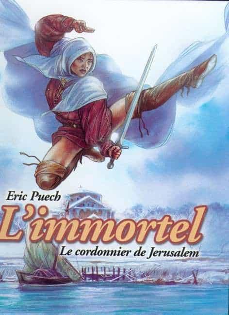 L'IMMORTEL Le cordonnier de Jérusalem