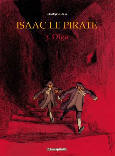 Olga, de Christophe Blain