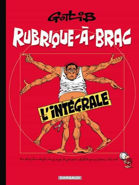 Une intégrale de 472 pages pour la Rubrique-A-Brac !