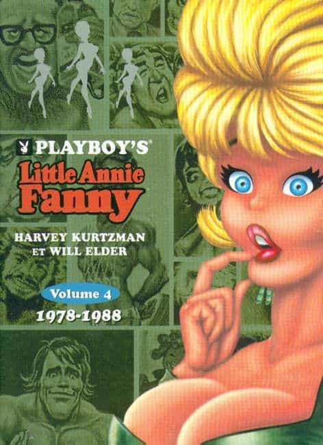 LITTLE FANNY. VOLUME 4. 1978/1988