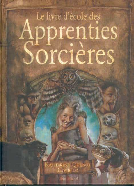 L'Ecole des apprenties sorcières