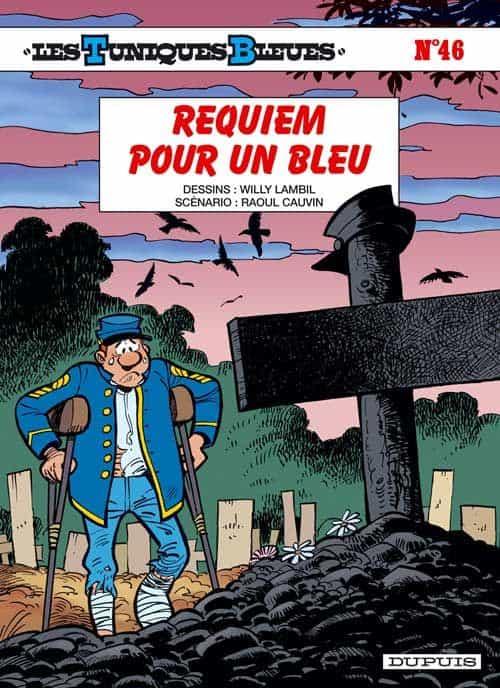 Requiem pour un bleu