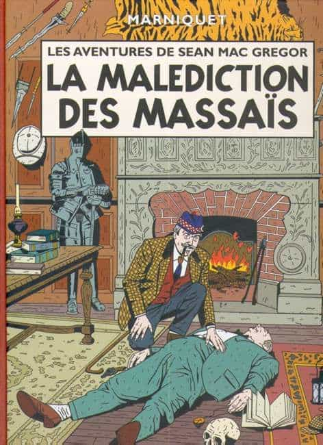 LA MALEDICTION DES MASSAIS