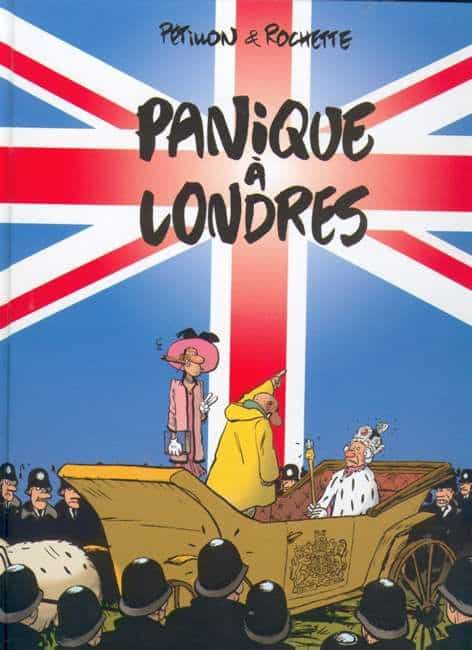 PANIQUE A LONDRES