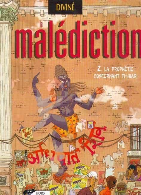 LA MALEDICTION 2:La prophétie concernant Ti-Hiar