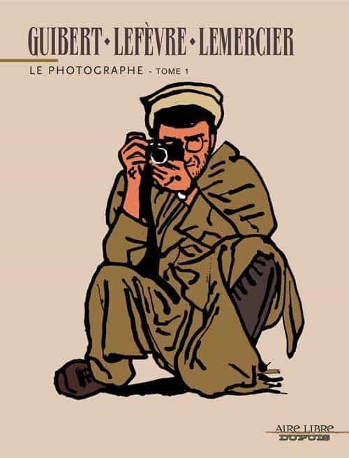 Le Photographe 1 : un chef-d'œuvre de « BD-Réalité ».