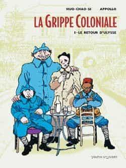 La Grippe coloniale T1 élue «Grand prix de la critique bandes dessinées 2003»