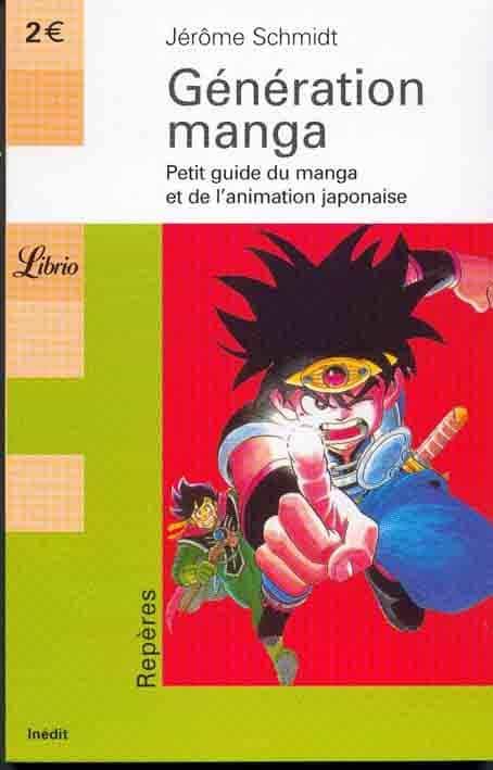 Génération manga : le guide