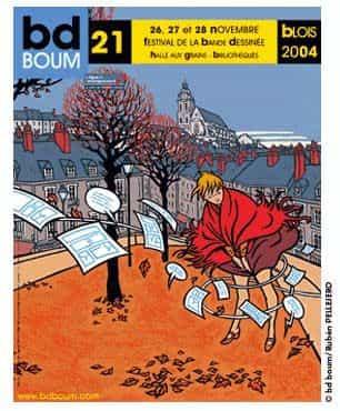 Dupuy & Berbérian Grand Boum 2004
