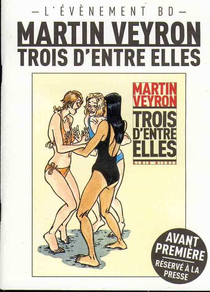 UN COLLECTOR: TROIS D'ENTRE ELLES