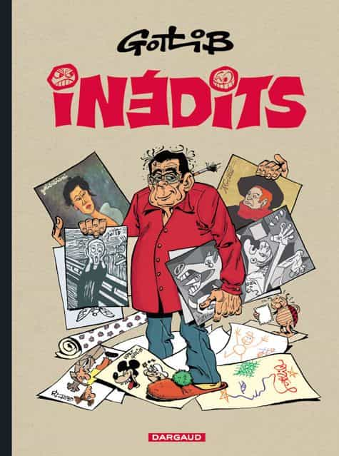 Gotlib – Inédits