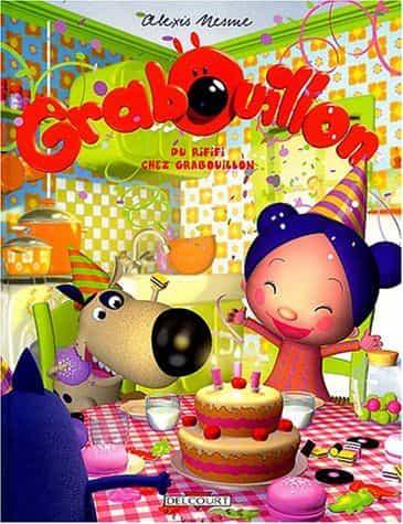 Grabouillon, volume 2, Du rififi chez Grabouillon