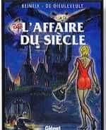 L'AFFAIRE DU SIECLE, la BD de Beinex à paraître en septembre 2004