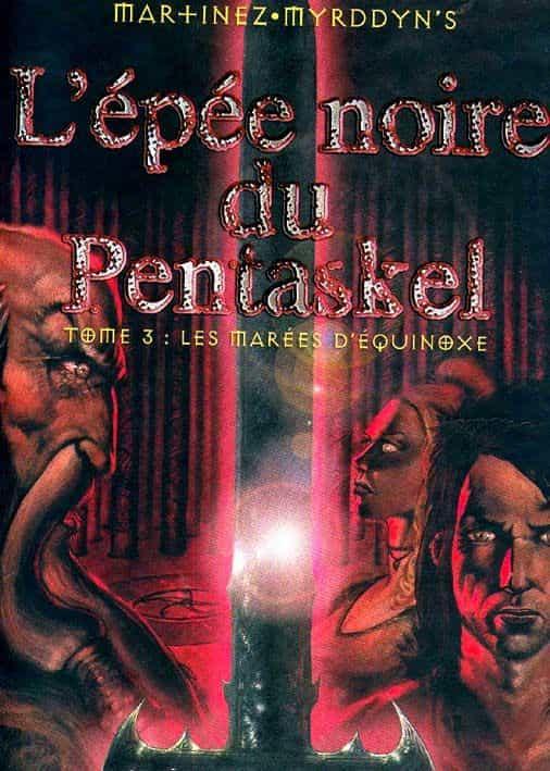 L'EPEE NOIRE DU PENTASKEL