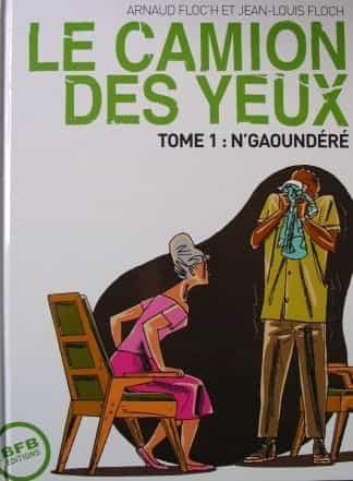 LE CAMION DES YEUX