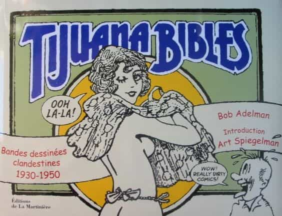 Tijuana Bibles, bandes dessinées clandestines 1930-1950