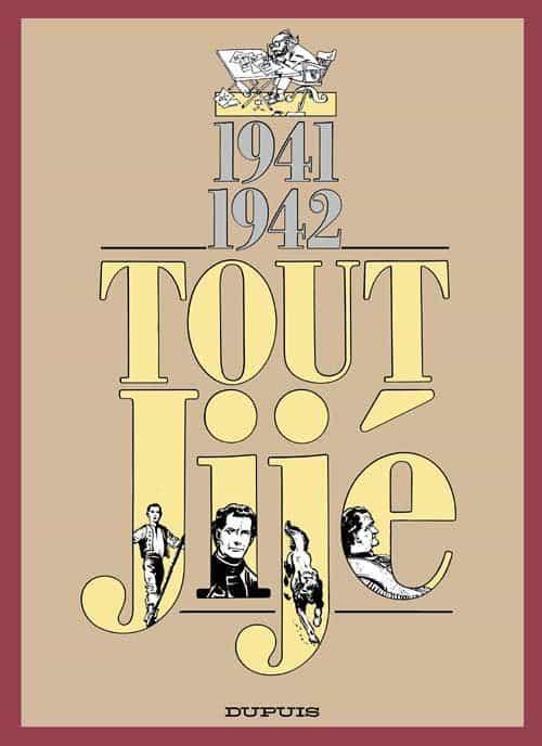 Tout Jijé 1941-1942