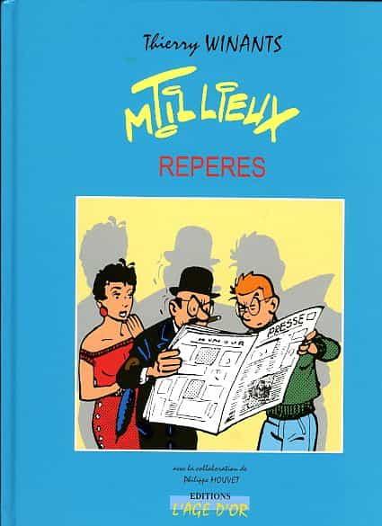 Maurice Tillieux trouve ses Repères…