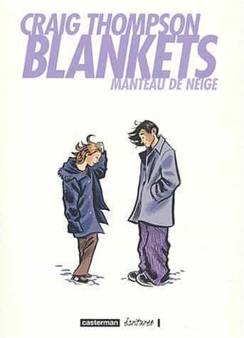 BLANKETS, de Craig Thompson, élu Grand Prix de la Critique
