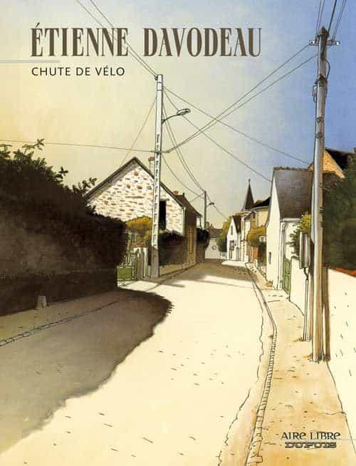 Chute de Vélo, Prix des Libraires CANAL BD 2005