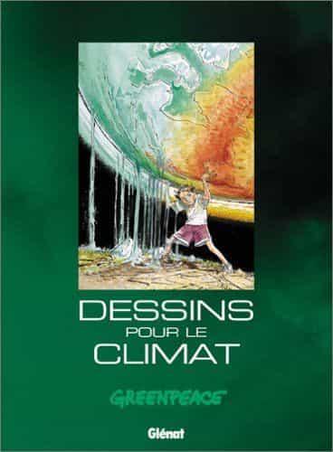 Les artistes se mobilisent contre le réchauffement climatique