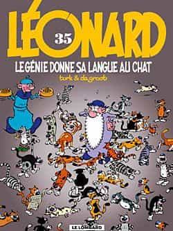 """AVEC """"LEONARD"""" LEUR 35° ALBUM TURK & DE GROOT FETENT 30 ANS DE COMPLICITE!"""
