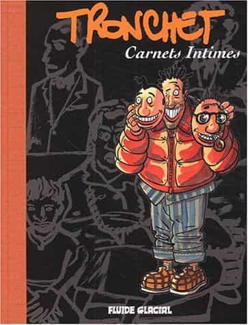 Carnets intimes de Tronchet : Jean-Claude Tergal c'est lui