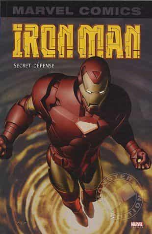 Iron man, Secret défense
