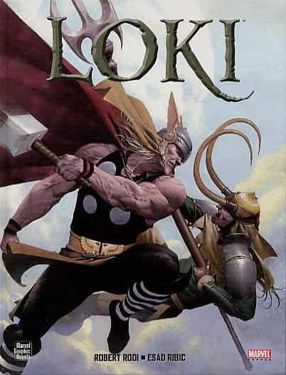 Loki, de Robert Rodi & Esad Ribic