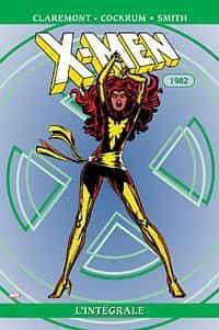 X-Men, l'intégrale, 1982