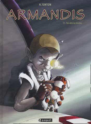 Armandis, t.2, Par-delà les brumes