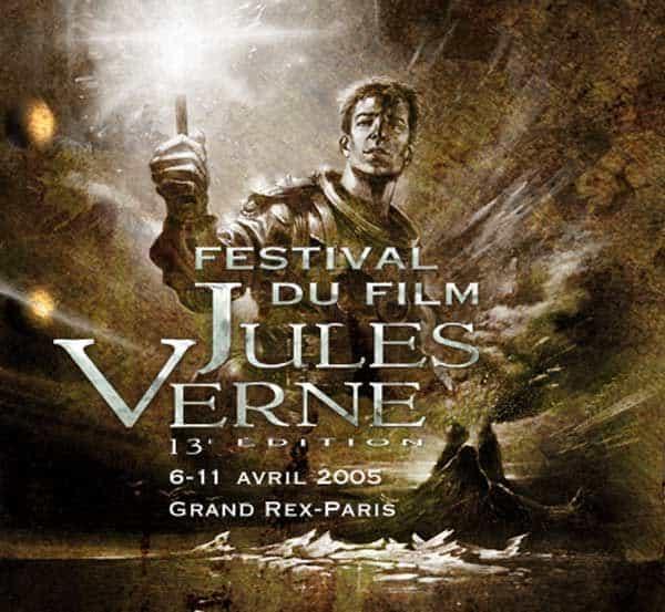 Le Jules Verne Award 2005 de la meilleure BANDE DESSINEE