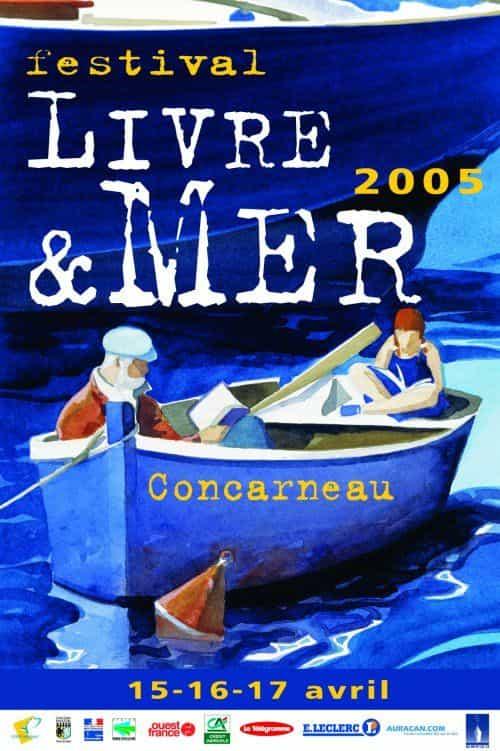 La bande dessinée à l'honneur du Festival Livre & Mer