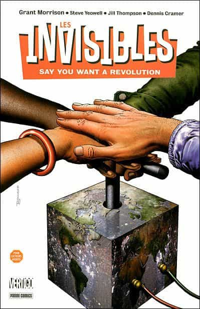 COMIC BOOK HEBDO n°18 (21/03/2008).