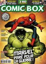 COMIC BOOK HEBDO n°19 (29/03/08).