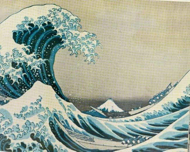 La mer et la bande dessinée
