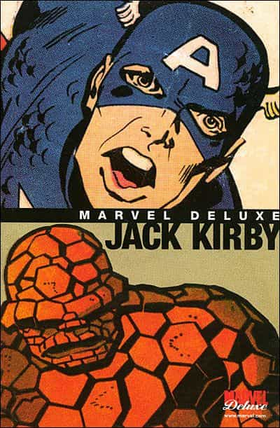 JACK KIRBY, KING OF COMICS.