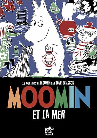 LE COIN DU PATRIMOINE : MOOMIN ET LA MER, PAR TOVE JANSSON