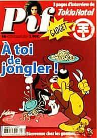 LE COIN DU PATRIMOINE : PIF GADGET : PERIODE ROUGE ?